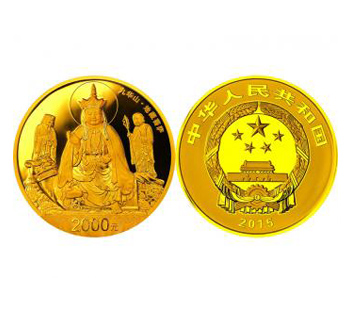 金银币封面图