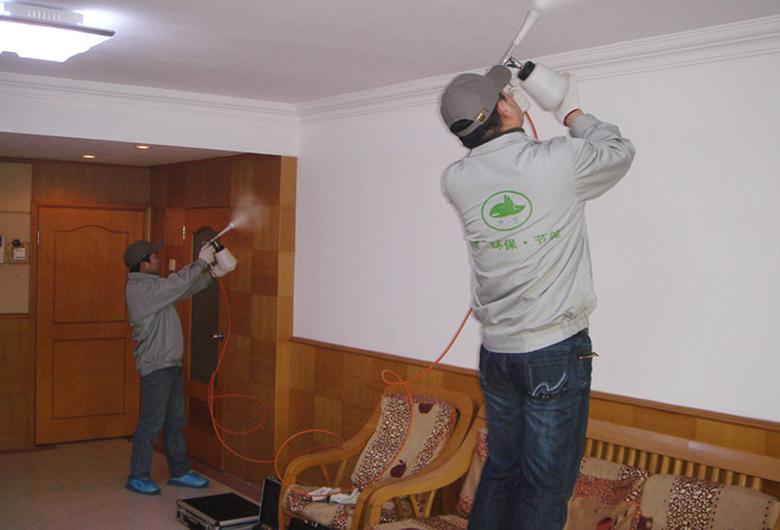家庭公寓空气污染治理