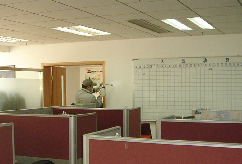 办公室除味除甲醛
