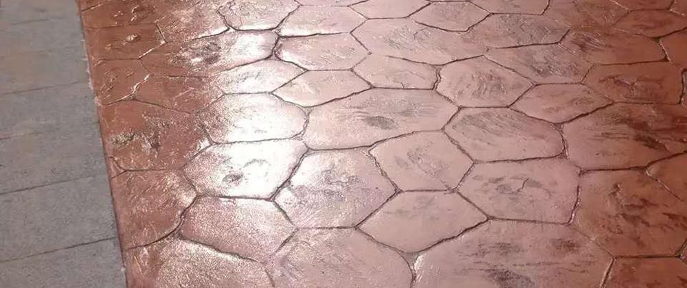 混凝土艺术压模地坪