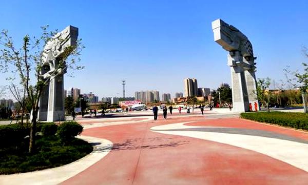 咸阳湖二期公园