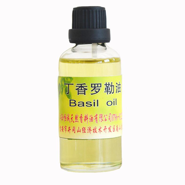 丁香罗勒油-GMP