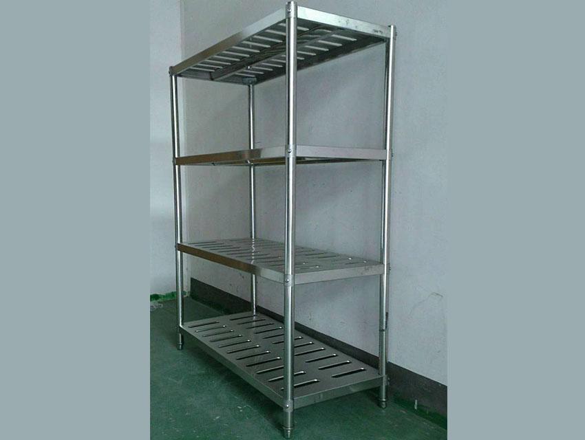 不锈钢厨房货架批发