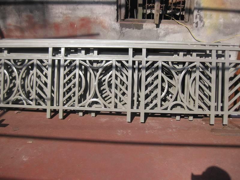 乌鲁木齐不锈钢护栏