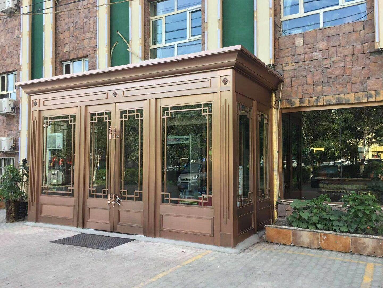 不锈钢酒店门27