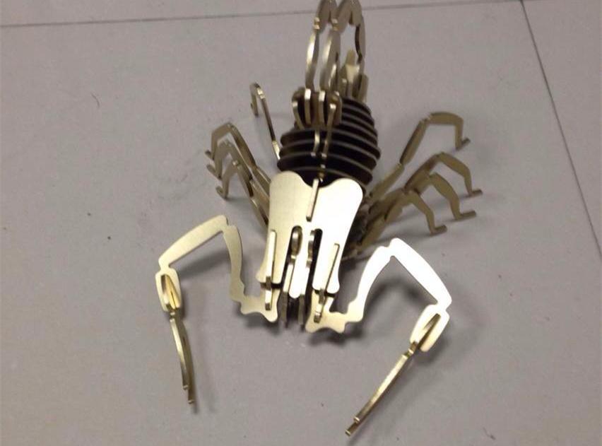不锈钢艺术造型-动物