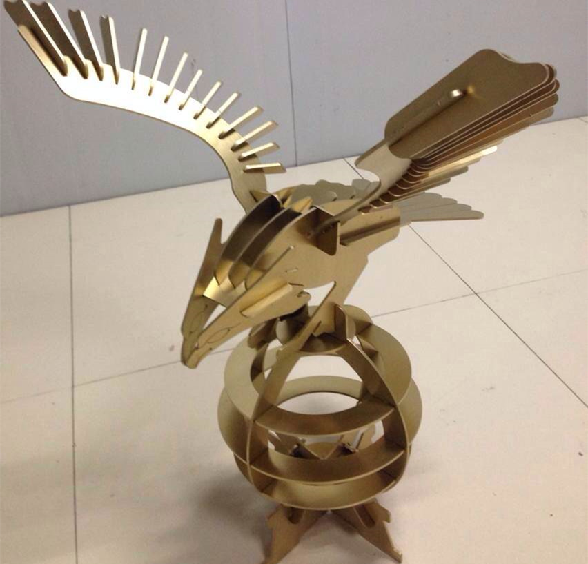 不锈钢艺术造型-案例