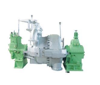 背压式汽轮发电机组产品