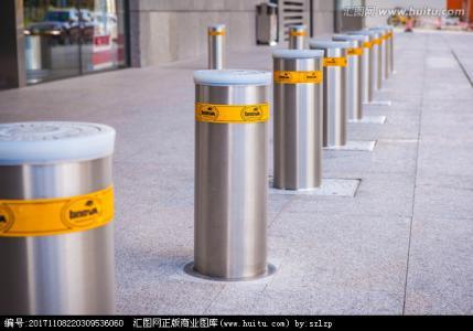 防撞柱标准规范要求与具体的应用