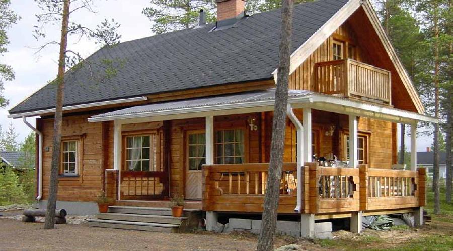 新疆木屋别墅价格