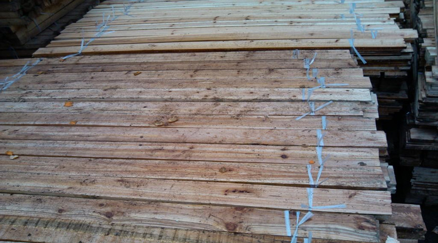 新疆碳化防腐木