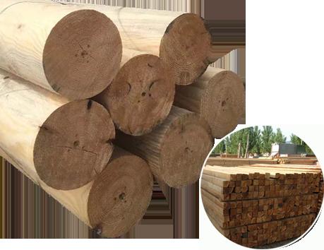 防腐木的保养时涂刷木材保护涂料的方法和注意事项
