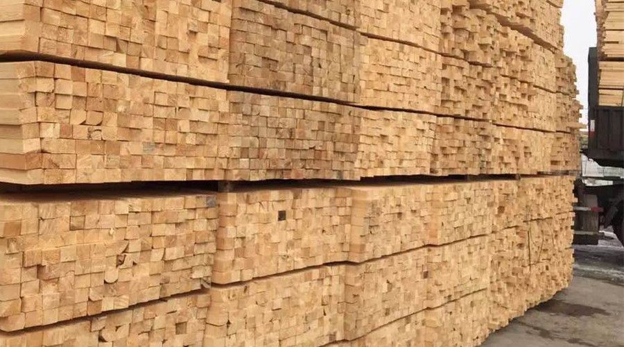新疆白松木方价格