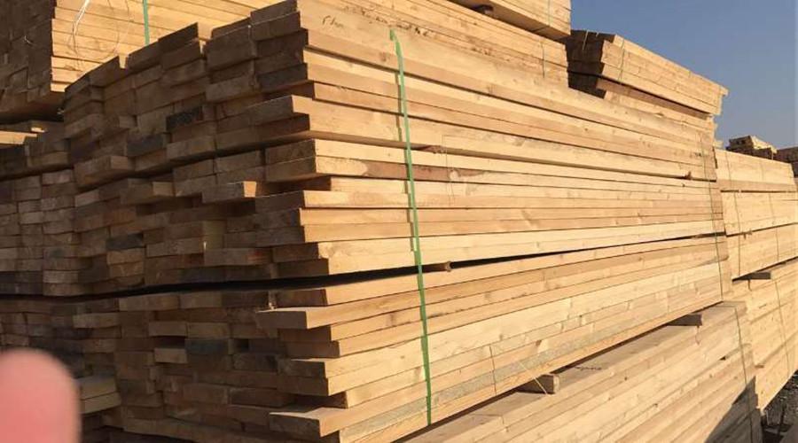 新疆木跳板价格