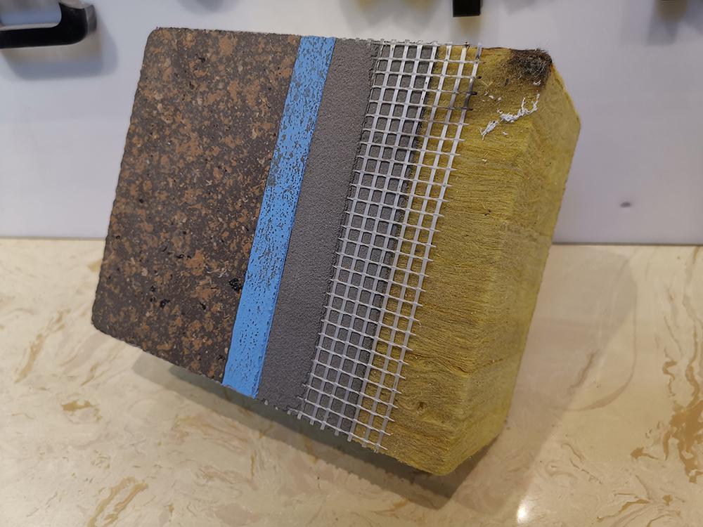 岩棉装饰复合板