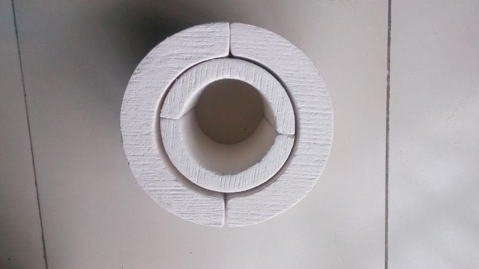 微孔硅酸钙管壳
