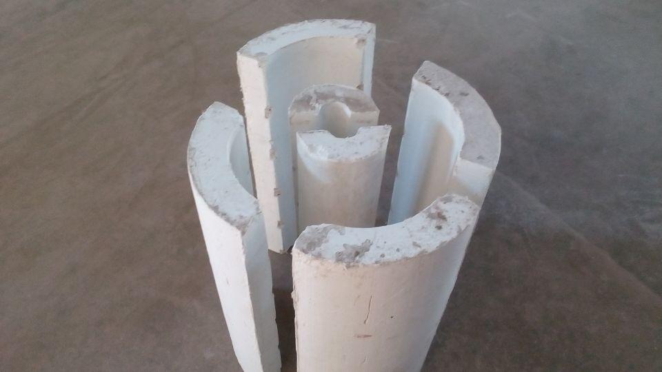 微孔硅酸钙保温管壳
