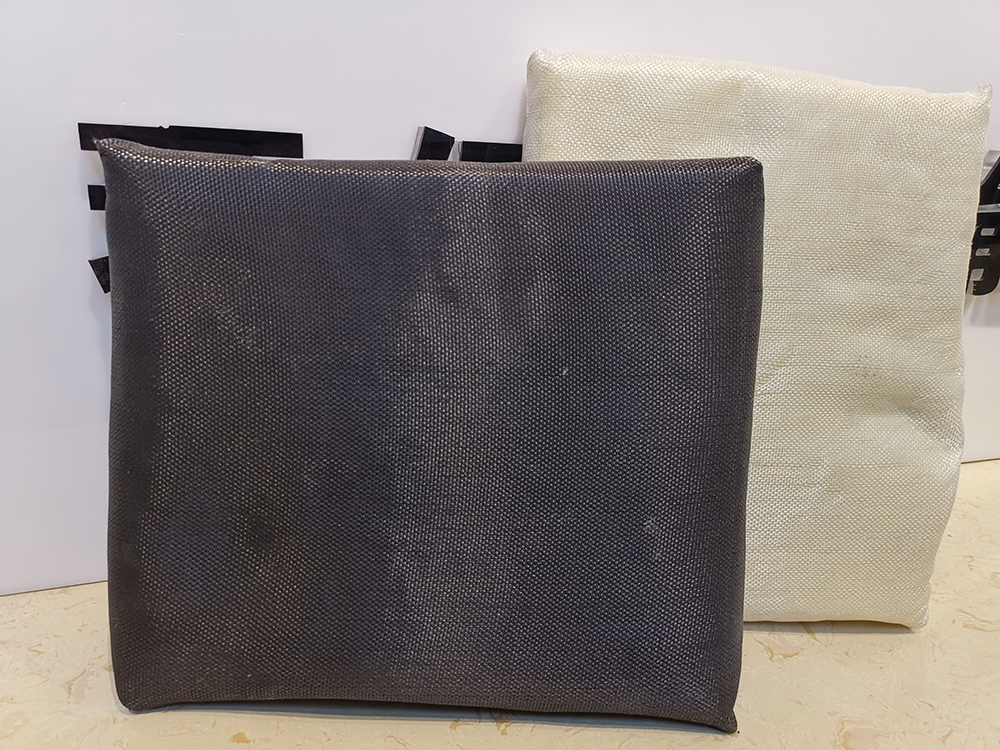 缝玻璃丝布玻璃棉吸音板