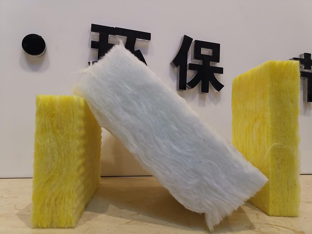 环保无甲醛玻璃棉板