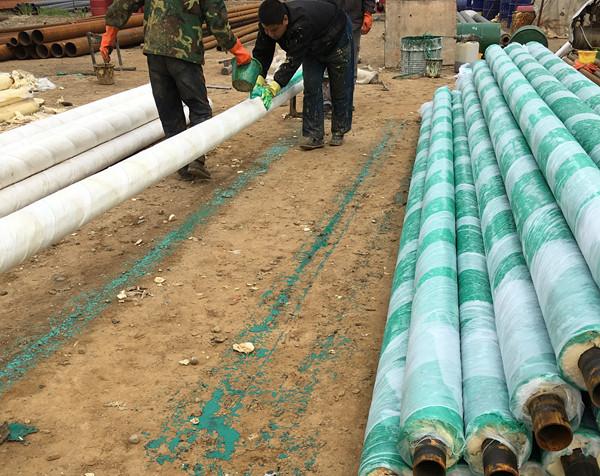 乌鲁木齐供热管网保温