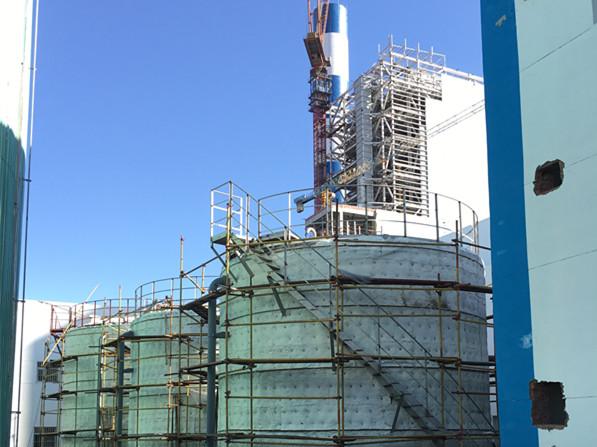 新疆硅酸铝施工