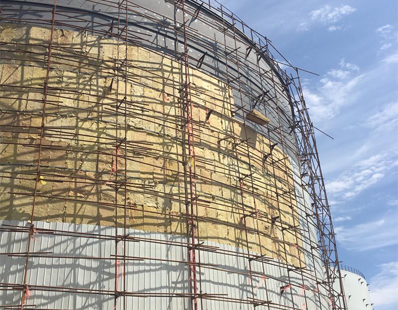 新疆油罐施工