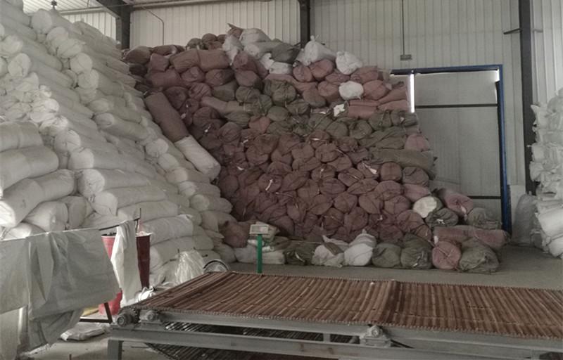 新疆硅酸铝纤维毡