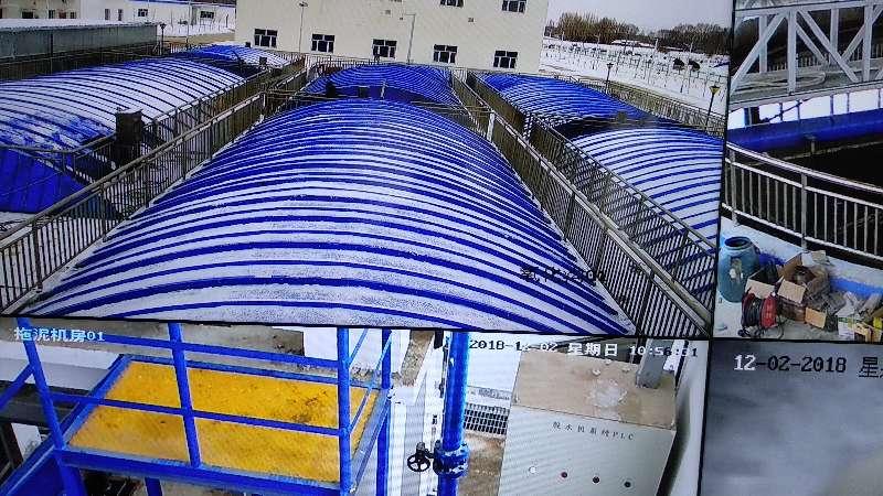 污水厂除臭保温盖板