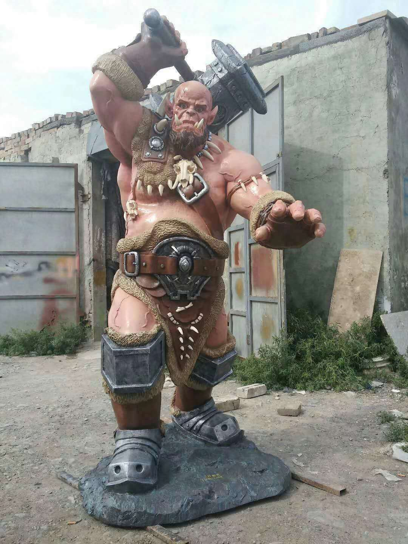 乌鲁木齐市 卡乐士商场定制雕塑