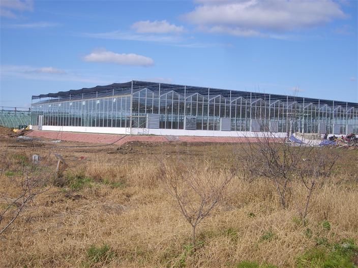 智能温室农业大棚