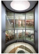 圆形观光梯