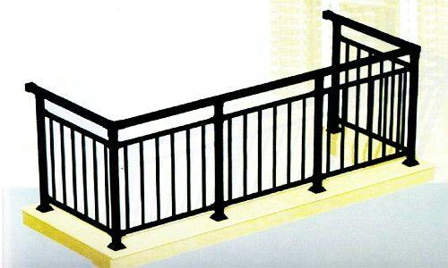 阳台护栏展示