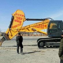 新疆大型单勾松土器