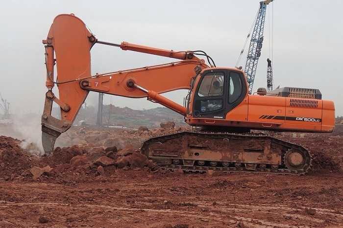 新疆工程机械租赁
