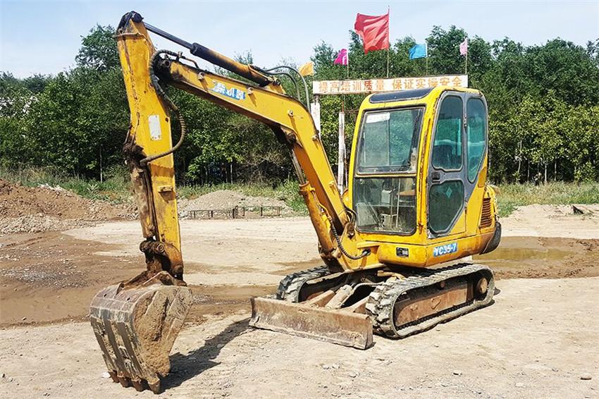 新疆挖掘机培训