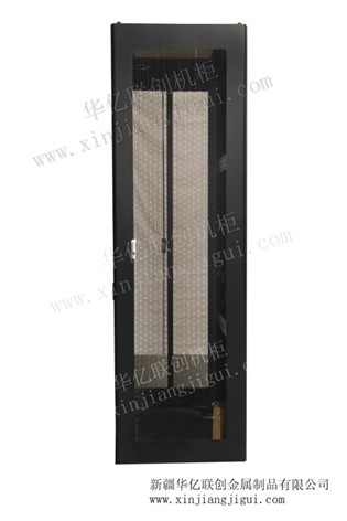 K系列九折型材门机柜