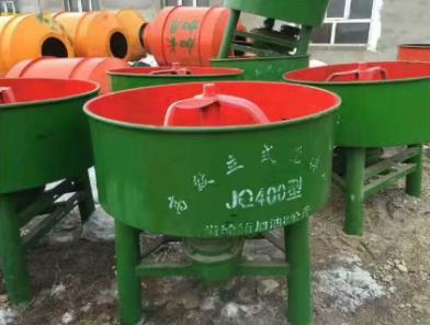 JQ400型混凝土搅拌机