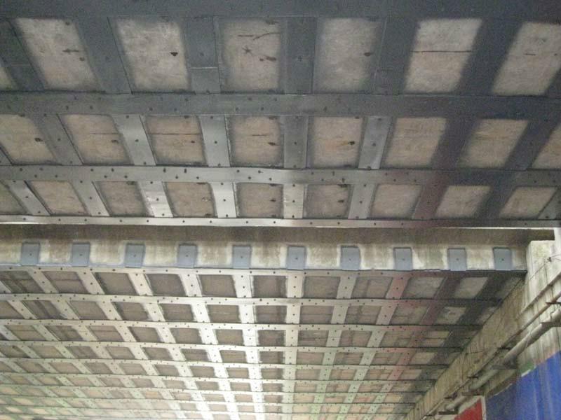 新疆粘钢楼板施工