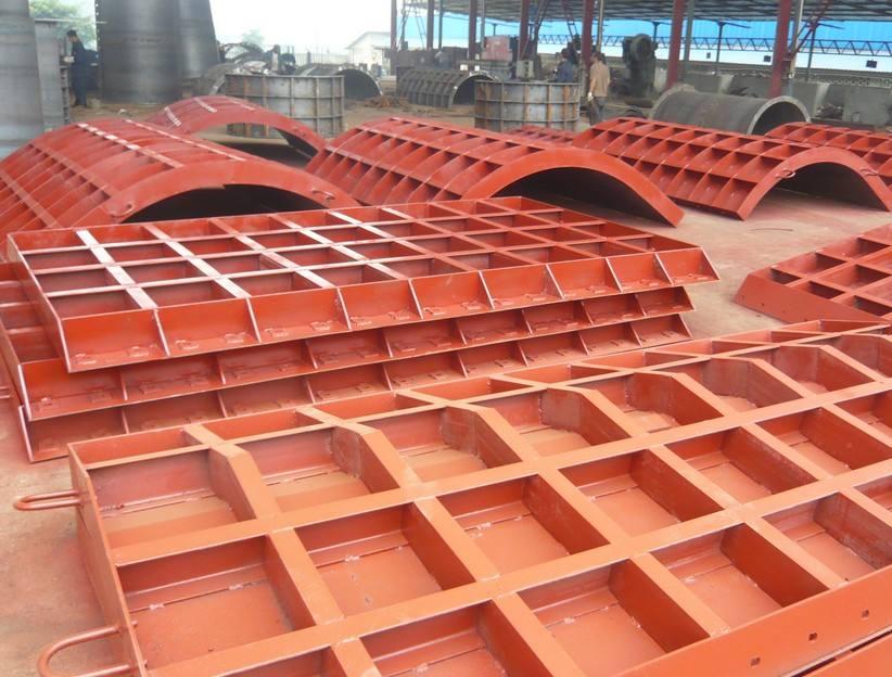新疆钢模板生产厂家