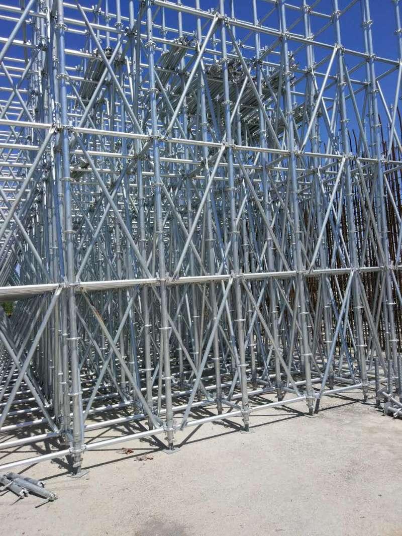 要知道建材租赁脚手架搭建和拆除注意事项