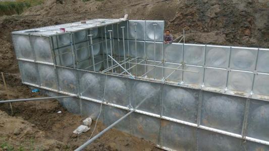 新疆地埋水箱厂家价格