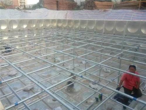 新疆地埋水箱定做价格