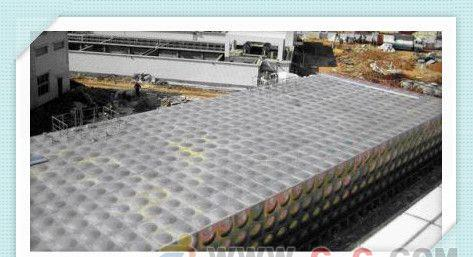 新疆BDF水箱安装