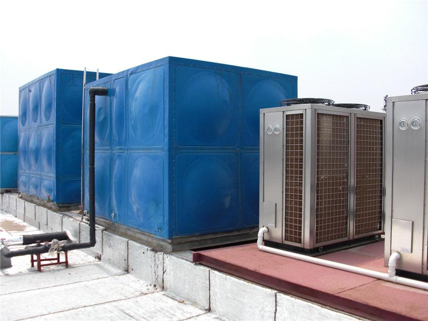 不锈钢消毒水箱工程