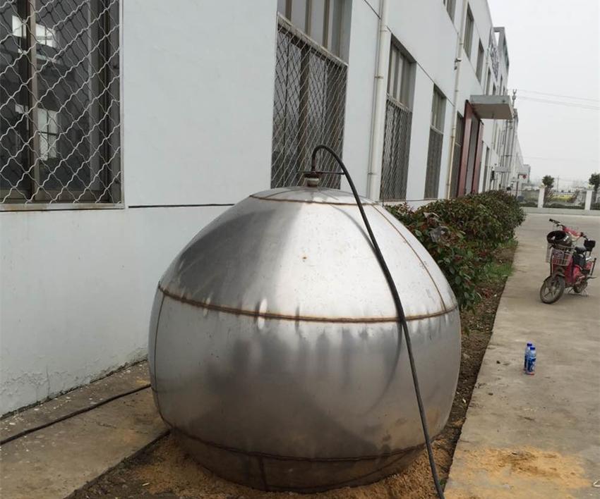 新疆不锈钢球星水箱