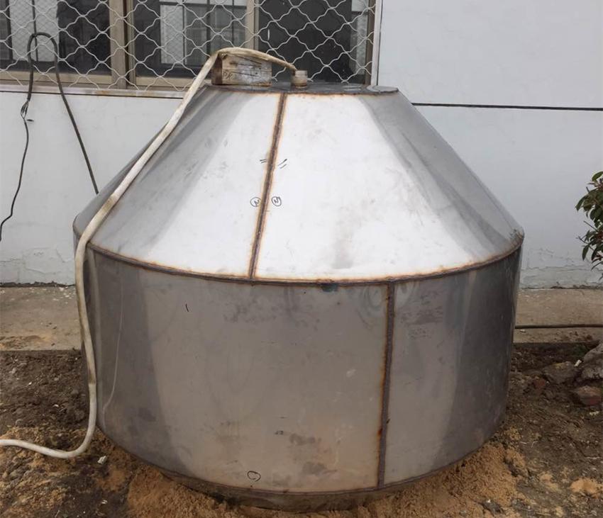 不锈钢球型水箱价格
