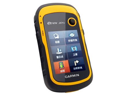 佳明eTrex201x户外手持GPS