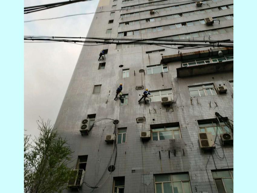 新疆外墙维修公司