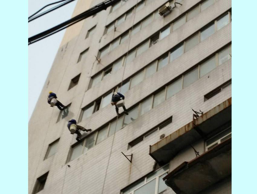 乌鲁木齐外墙维修公司