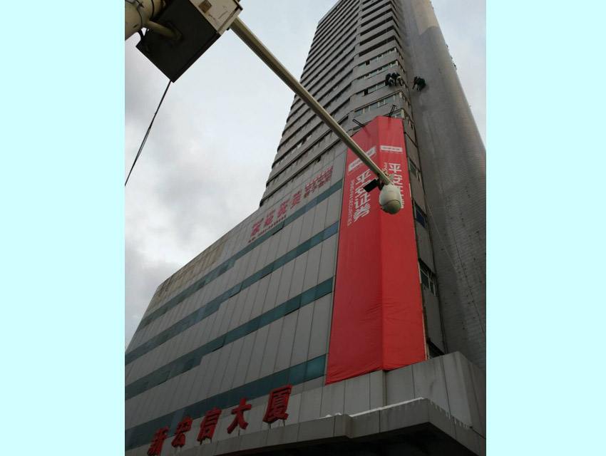 乌鲁木齐外墙清洗公司